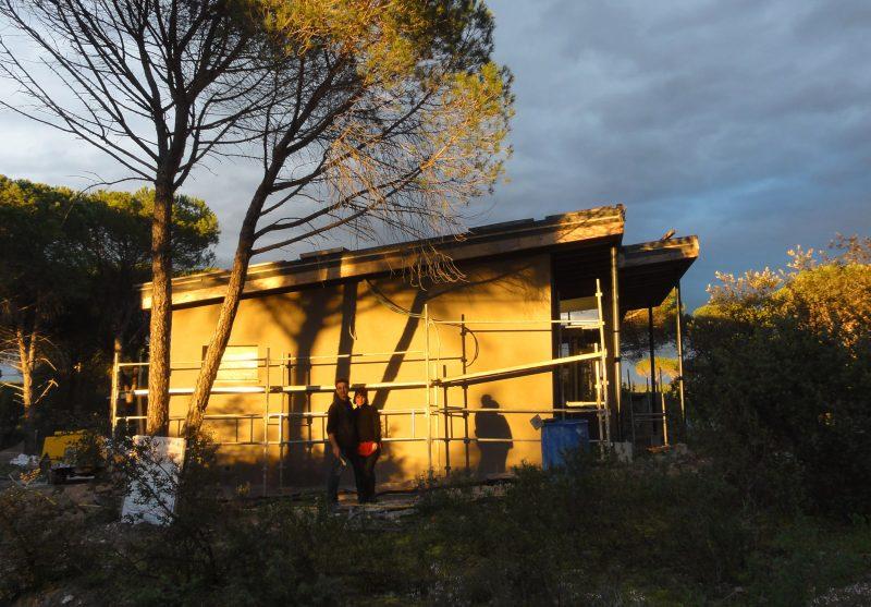 Villa Bayol – de chanvre et de chaux