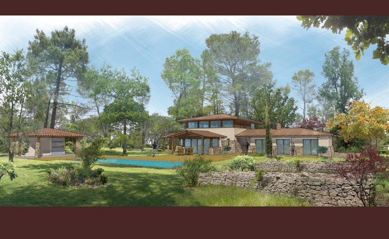 Villa F1 – St Paul en Forêt