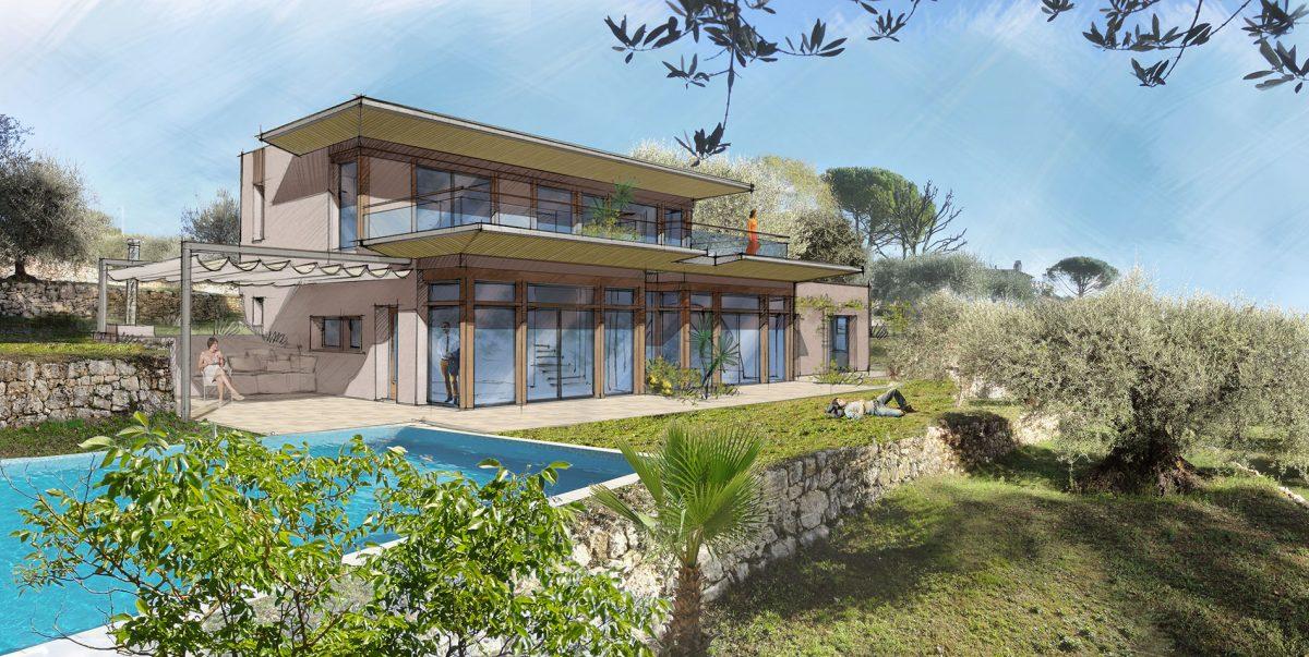 Villa F2 Montauroux – Var